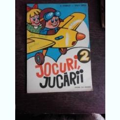 JOCURI, JUCARII - D. DOBRICA