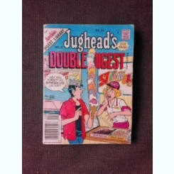 JUGHEAD'S  DOUBLE DIGEST NR.9, CARTE CU BENZI DESENATE, TEXT IN LIMBA ENGLEZA