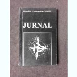JURNAL 1947-1958 - LEONTIN JEAN CONSTANTINESCU