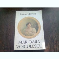 JURNAL. MEMORII - MARIOARA VOICULESCU
