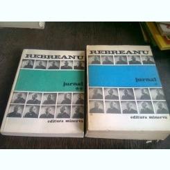 JURNAL - REBREANU   2 VOLUME