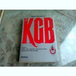 KGB  - BRIAN FREEMANTLE  (CARTE IN LIMBA ITALIANA)