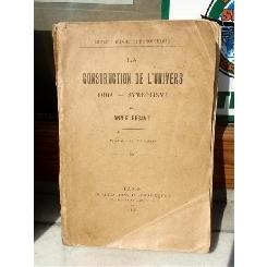 LA CONSTRUCTION DE L'UNIVERS, YOGA - SYMBOLISME , ANNIE BESANT