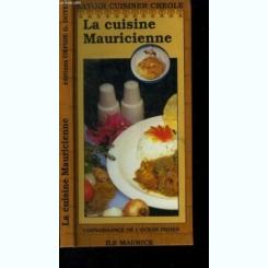 La cuisine de l'ile maurice / savoir cuisiner la cuisine mauricienne  (carte in limba franceza)