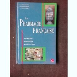 LA PHARMACIE FRANCAISE - G. DILLEMANN  (CARTE IN LIMBA FRANCEZA)