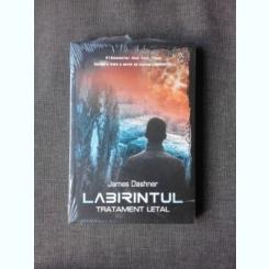 LABIRINTUL, TRATAMENT LETAL- JAMES DASHNER