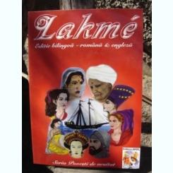 LAKME - EDITIE BILINGVA ROMANA ENGLEZA