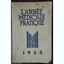 L'ANNE MEDICALE PRATIQUE 1993