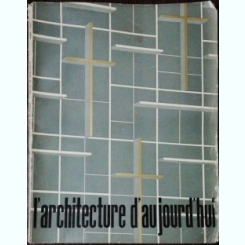 L'ARCHITECTURE D'AJOURD 'HUI ARCHITECTURE RELIGIEUSE /SALLES DE SEPCTACLES 71