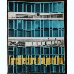 L'ARCHITECTURE D'AJOURD 'HUI BUREAUX /USINES/LABORATOIRES - 69