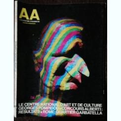 L'ARCHITECTURE D'AJOURD 'HUI LE CENTRE NATIONAL D'ART ET DE CULTURE GEORGES POMPIDOU 189