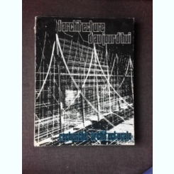 L'ARCHITECTURE D'AU JOURD'HUI NR.128/1966 (TEXT IN LIMBA FRANCEZA)