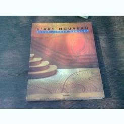 L'ART NOUVEAU - KLAUS JURGEN SEMBACH  (ALBUM, TEXT IN LIMBA FRANCEZA)