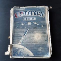 L'ASTRONOMIE POUR TOUS - ALBERT SAMUEL   (ASTRONOMIA PE INTELESUL TUTUROR)