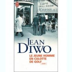 LE JEUNE HOMME EN CULOTTE DE GOLF - JEAN DIWO  (CARTE BIN LIMBA FRANCEZA)