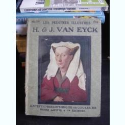 LE PEINTRES ILLUSTRES. H & J. VAN EYCK