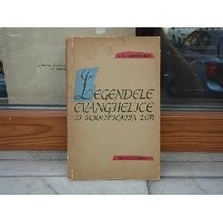 LEGENDELE EVANGHELICE SI SEMNIFICATIA LOR , I. A. KRIVELIOV , 1959