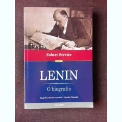 LENIN, O BIOGRAFIE - ROBERT SERVICE