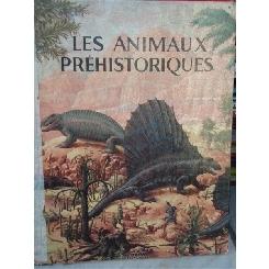 LES ANIMAUX PREHISTORIQUES, J W WATSON