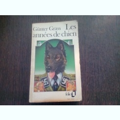 Les Annees De Chien / Grass Gunter  (carte in limba franceza)