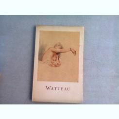 LES DESSINS DE WATTEAU - JACQUELINE BOUCHOT SAUPIQUE