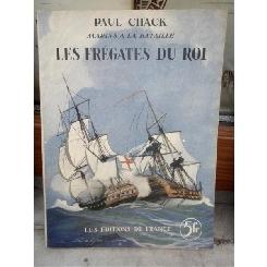 LES FREGATES DU ROI , PAUL CHACK