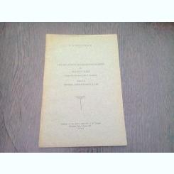 LES RELATIONS BULGARO-ROUMAINES AU MOYEN-AGE - P.P. PANAITESCU  (TEXT IN LIMBA FRANCEZA)