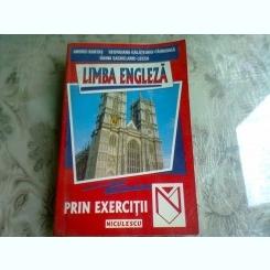 LIMBA ENGLEZA PRIN EXERCITII - ANDREI BANTAS