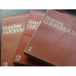 LIMBA GERMANA 3 VOLUME - VASILIU OLGA, POPESCU LUCIA