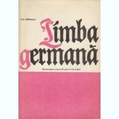 Limba germana - Livia Stefanescu Manual pentru clasa a ix-a