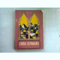LIMBA GERMANA MANUAL CLASA XII-A DE LICEU - RICHARD BOER