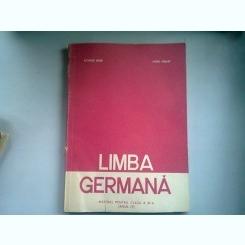 LIMBA GERMANA MANUAL PENTRU CLASA A XI-A - RICHARD BOER