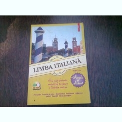 LIMBA ITALIANA. SIMPLU SI EFICIENT - MIRELA AIOANE  (NU ARE CD)2007. 224 PAGINI