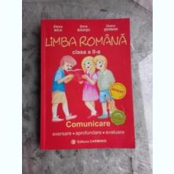 LIMBA ROMANA CLASA A II-A - ELENA NICA