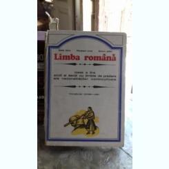 LIMBA ROMANA. CLASA A III-A /VOCABULAR ROMAN- CEH - BALLA SARA