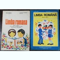 LIMBA ROMANA PENTRU CLASA I - LUIZA POP / ALEXANDRU TOTHARSANYI  2 VOL