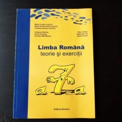 LIMBA ROMANA, TEORIE SI EXERCITII CLASA A 7-A - MATEI CERKEZ