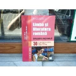 Limba si literatura romana - evaluare nationala - Caiet de lucru , Virginia Olaru , 2014