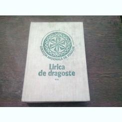 LIRICA DE DRAGOSTE - SABINA ISPAS  VOL.II