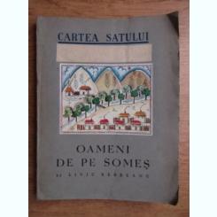 Liviu Rebreanu - Oameni de pe Somes (1936),desene Lena Constante