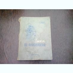 LUCRARI DE DE TINICHIGERIE - N.I. MEDVEDIUK