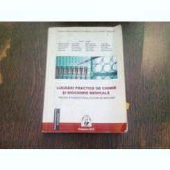 LUCRARI PRACTICE DE CHIMIE SI BIOCHIMIE MEDICALA - ANDREI ANGHEL