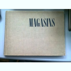 MAGASINS. DEVANTURES, VITRINES, ENSEIGNES - CHARLES RAMBERT  (magazine. design de fatade si vitrine)