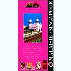 MALAISIE ET SINGAPOUR - GUIDES GALLIMARD  (CARTE IN LIMBA FRANCEZA)