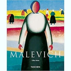 MALEVICH - GILLES NERET  (TEXT IN LIMBA ENGLEZA)