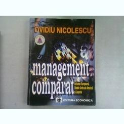 MANAGEMENT COMPARAT - OVIDIU NICOLESCU