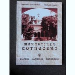 MANASTIREA COTROCENI - ARISTIDE STEFANESCU