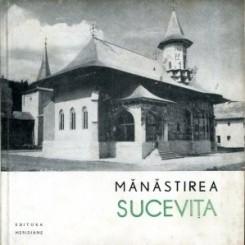 Manastirea Sucevita Maria Ana Musicescu