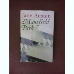 Mansfield park - Jane Austen  (carte in limba engleza)