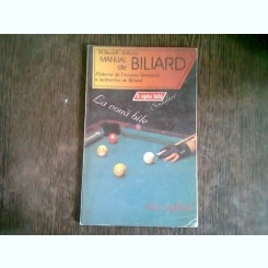 MANUAL DE BILIARD - M. BACH